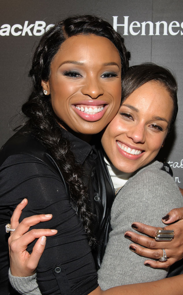 Jennifer Hudson, Alicia Keys