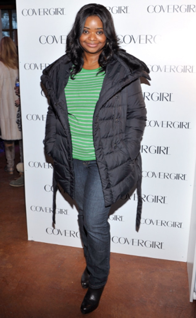 Octavia Spencer, COVERGIRL, Sundance