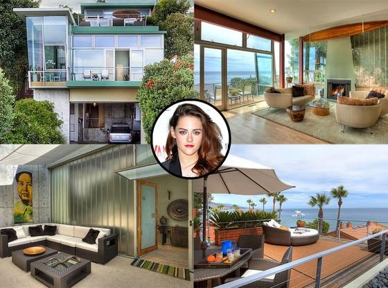 Kristen Stewart, Jules Mann-Stewart, Malibu House