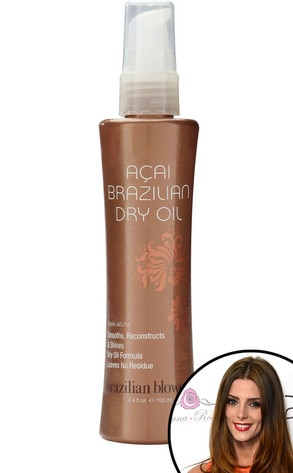 Ashley Greene, Brazilian Blowout DryOil