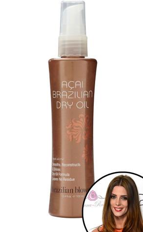 Ashley Greene, Brazilian Blowout DryOil