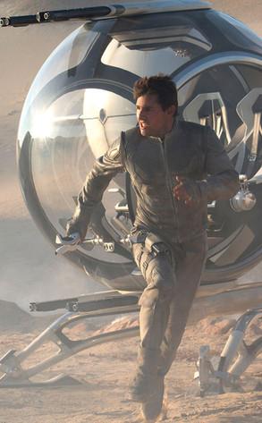 Tom Cruise, Oblivion