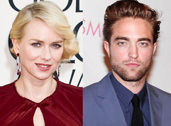 Naomi Watts, Robert Pattinson
