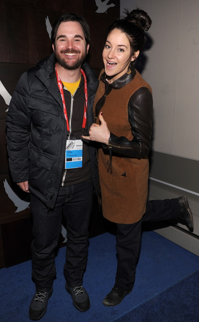 Director James Ponsoldt, Shailene Woodley