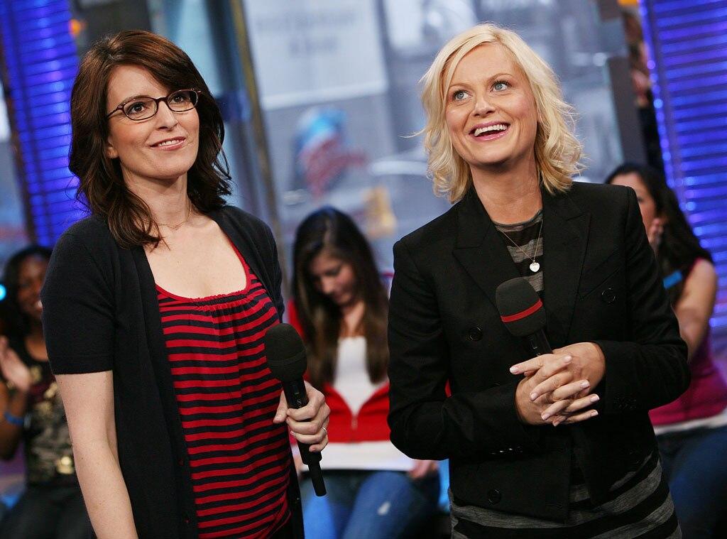 Amy Poehler, Tina Fey