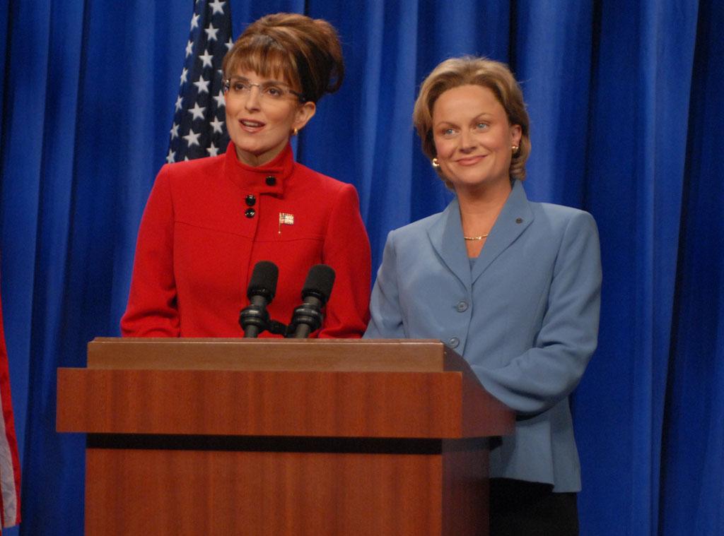 SNL, Tina Fey, Amy Poehler