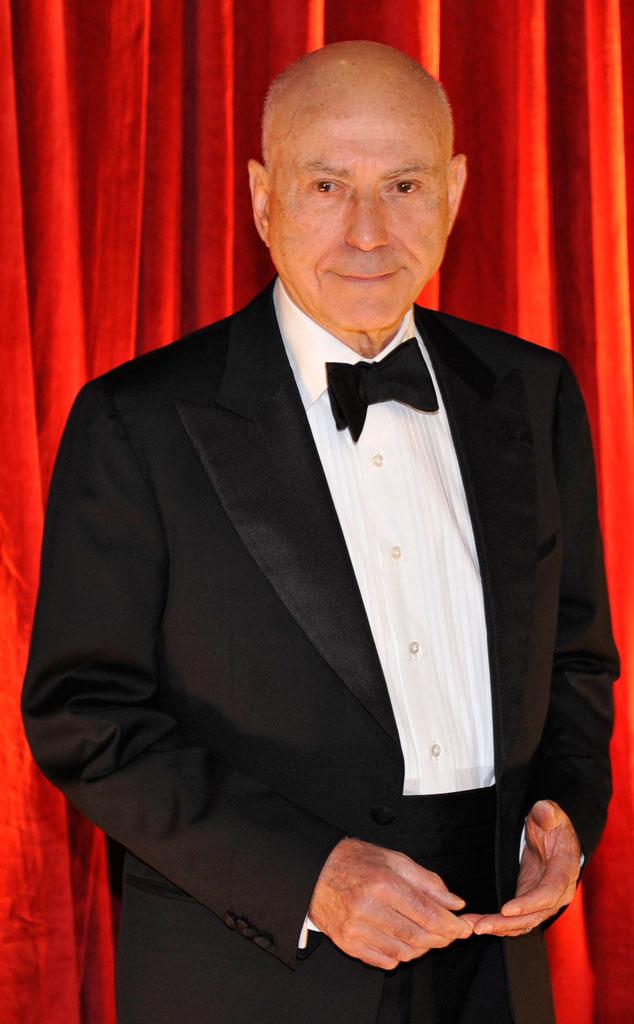 Alan Arkin, Argo from Golden Globes 2013: Meet the Best ...