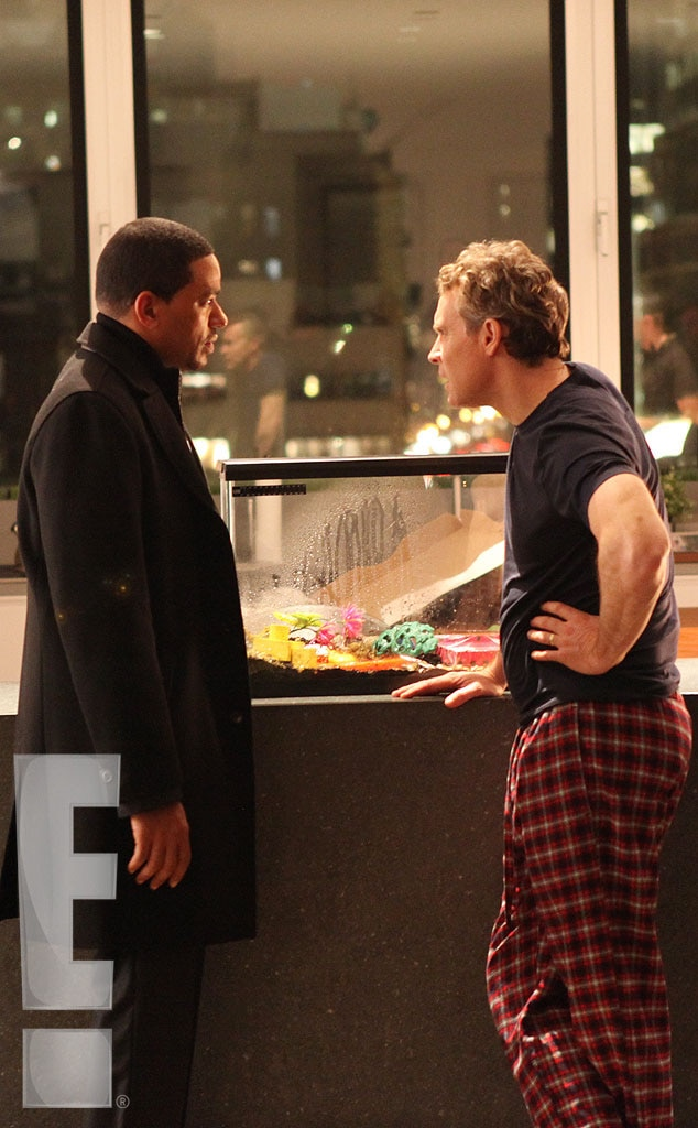 Deception, Tate Donovan, Laz Alonso