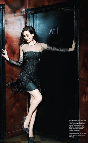 Emmy Rossum, Modern Luxury Manhattan