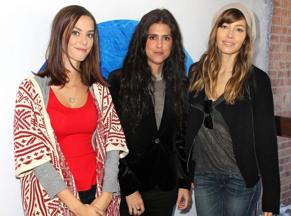 Kaya Scodelario, Francesca Gregorini, Jessica Biel, Sundance