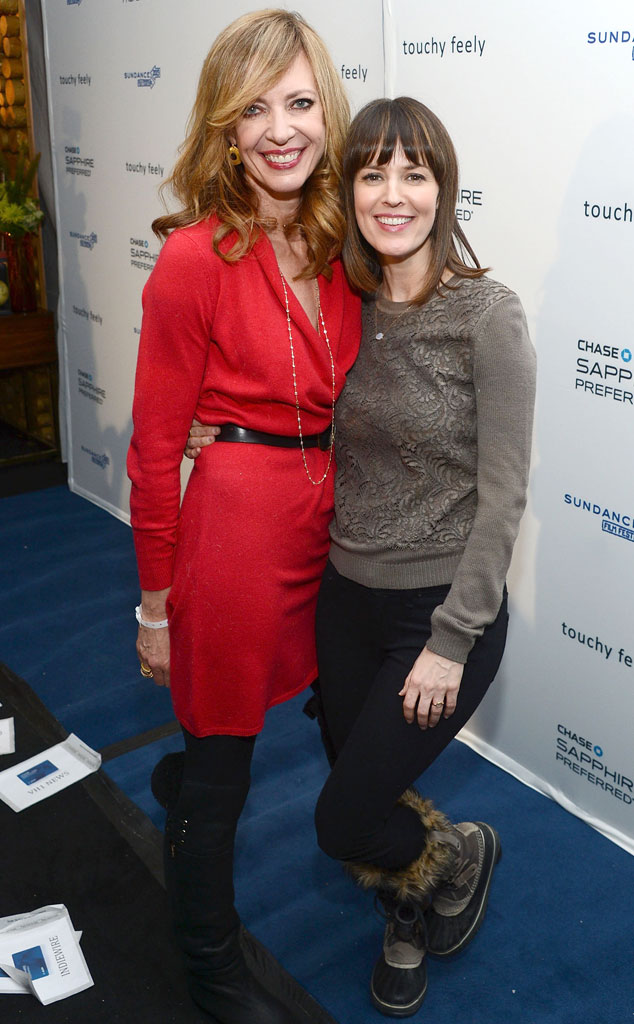 Allison Janney, Rosemarie DeWitt, Sundance