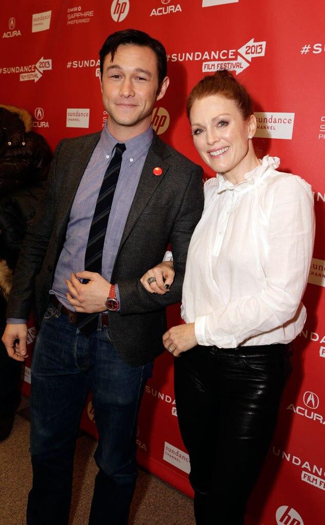 Joseph Gordon-Levitt, Julianne Moore, Sundance