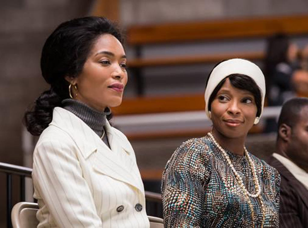 Angela Bassett, Coretta Scott King, Mary J. Blige, Dr. Betty Shabazz