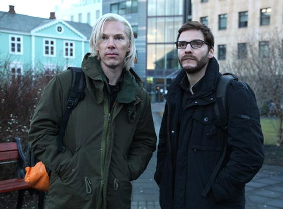 Benedict Cumberbatch, Daniel Domcheit-Berg, The Fifth Estate