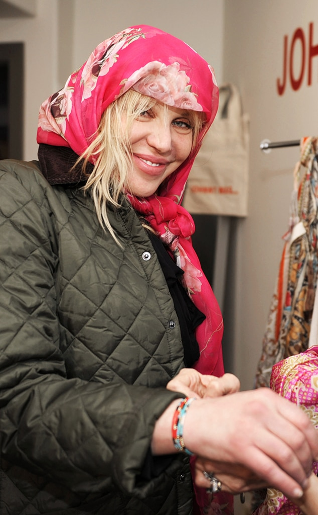 Courtney Love, Sundance