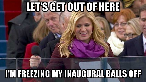 Bill Clinton Kelly Clarkson