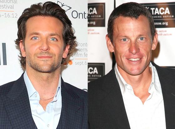 Bradley Cooper, Lance Armstrong