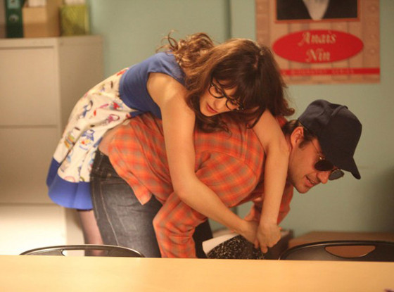 NEW GIRL, Zooey Deschanel, Jake Johnson