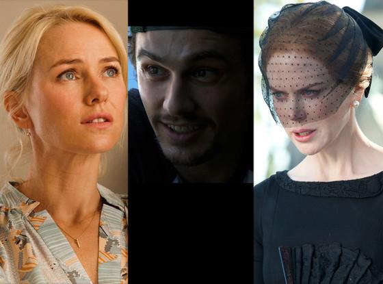 James Franco, Interior Leather Bar, Nicole Kidman, Stoker, Naomi Watts, Two Mothers