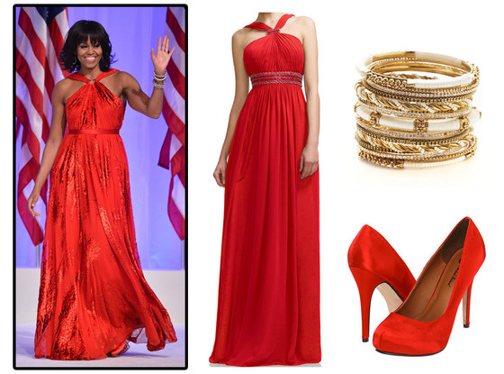 How to Look Hot Like Michelle Obama