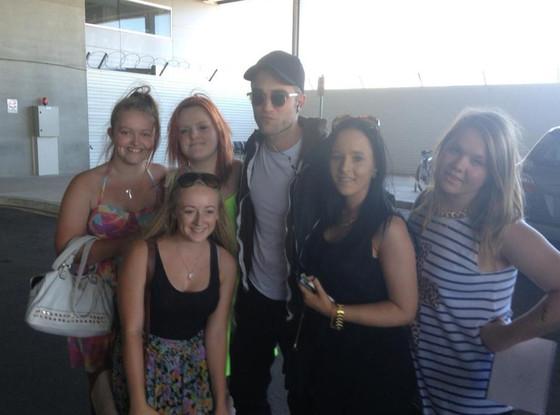Robert Pattinson, Fans