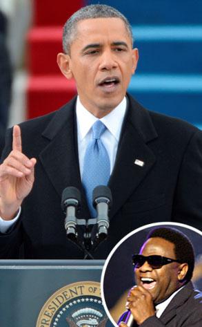 President Barack Obama, Al Green