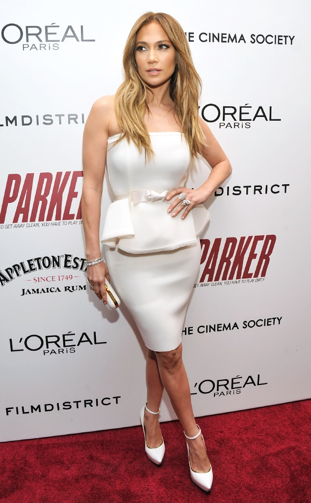 Jennifer Lopez, Parker