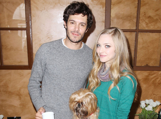 Adam Brody, Amanda Seyfried