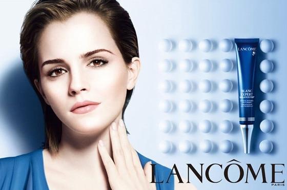 Emma Watson, Lancome Ad
