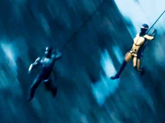 Ninja, G.I. Joe: Retaliation