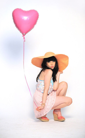 Carly Rae Jepsen, Candie's Spring 2013
