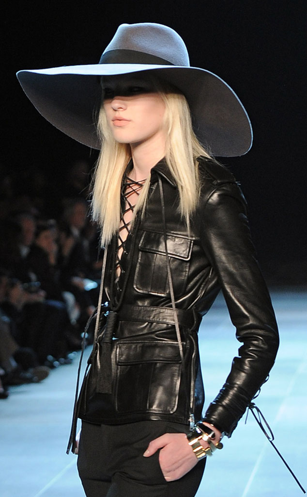 Saint Laurent Spring Summer 2013