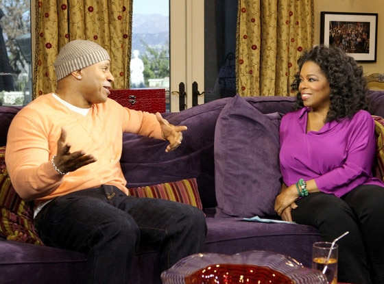 Oprah, LL Cool J