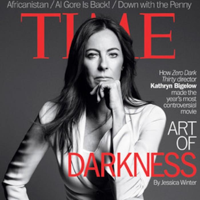 TIME Magazine, Kathryn Bigelow