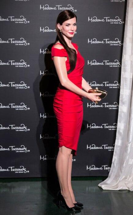 Sandra Bullock, Wax Figure