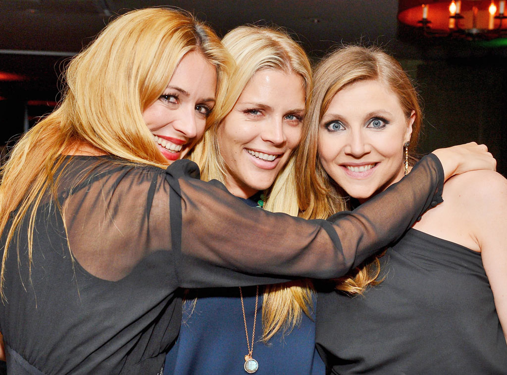 Cat Deeley, Busy Philipps, Sarah Chalke