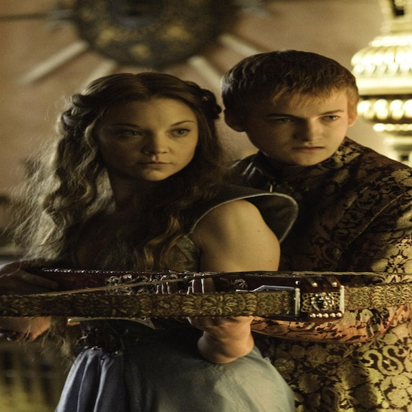 Jack Gleeson & Natalie Dormer from Games of Thrones ...