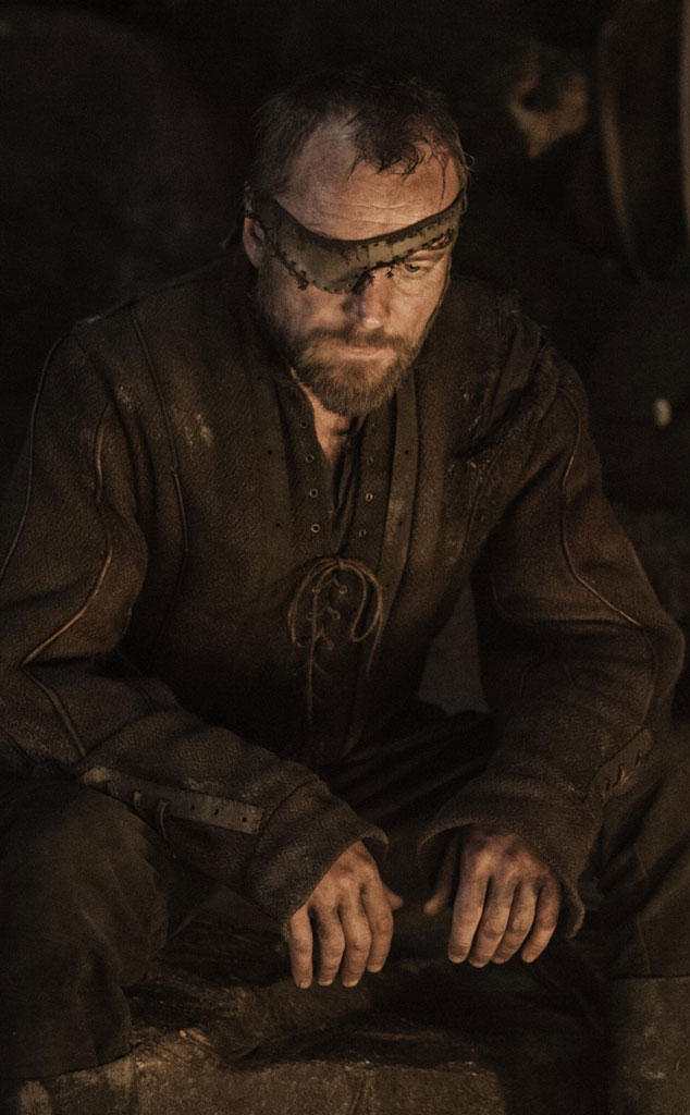 Game of Thrones, Richard Dormer