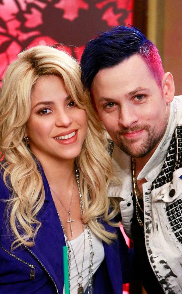 Shakira, Joel Madden