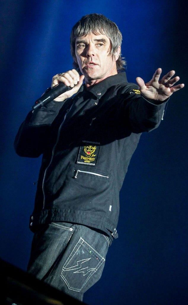 Stone Roses, Ian Brown