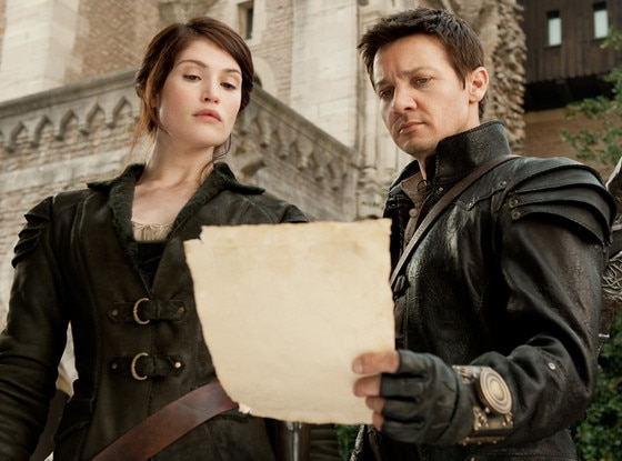 Jeremy Renner, Gemma Arterton, Hansel & Gretel Witch Hunters