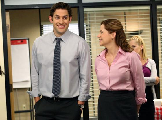 The Office, John Krasinski, Jenna Fischer