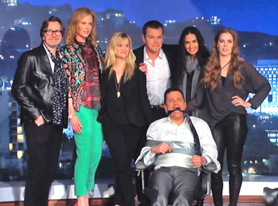 Celebrities, Jimmy Kimmel
