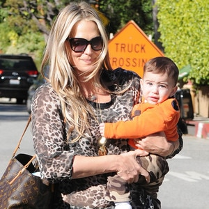 Molly Sims, Brooks Stuber