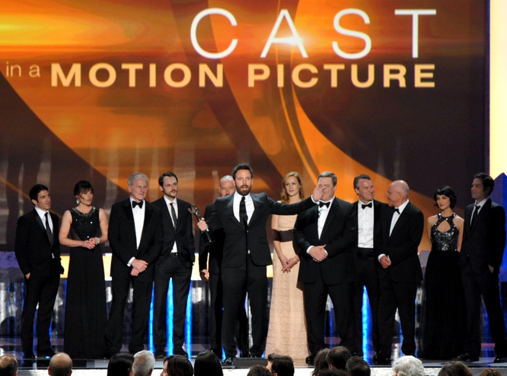 Argo Cast, Winner, SAG Awards