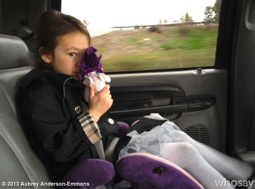 Aubrey Anderson-Emmons, WhoSay