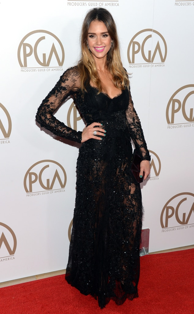 Jessica Alba, Producers Guild Awards