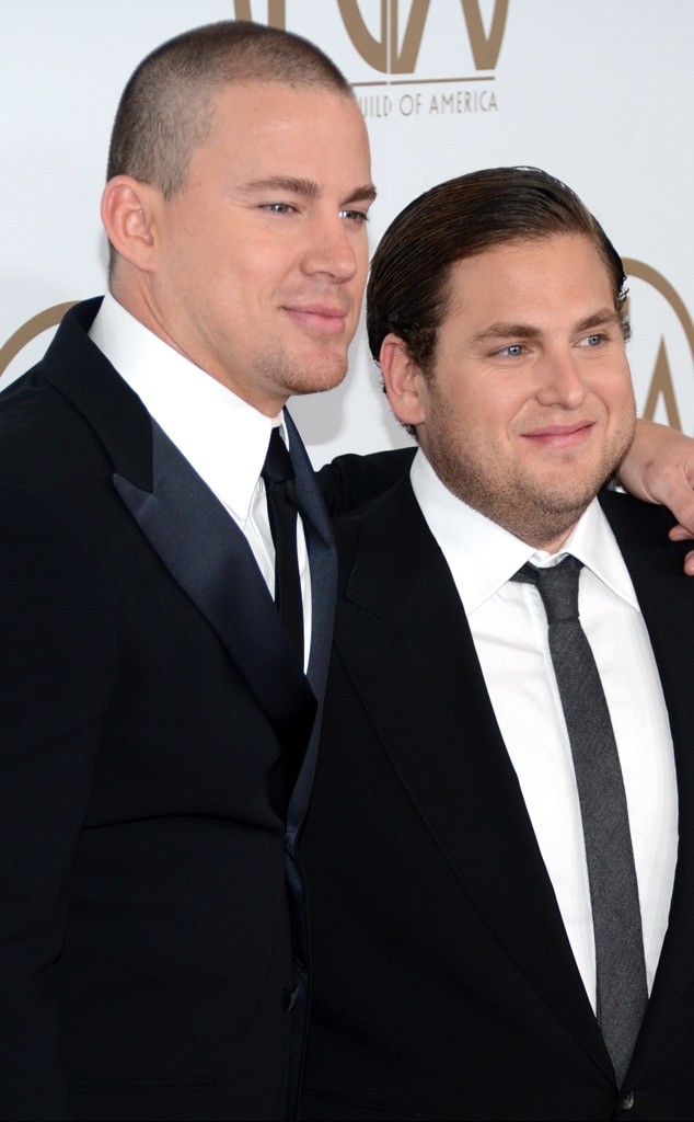 Channing Tatum, Jonah Hill, Producers Guild Awards