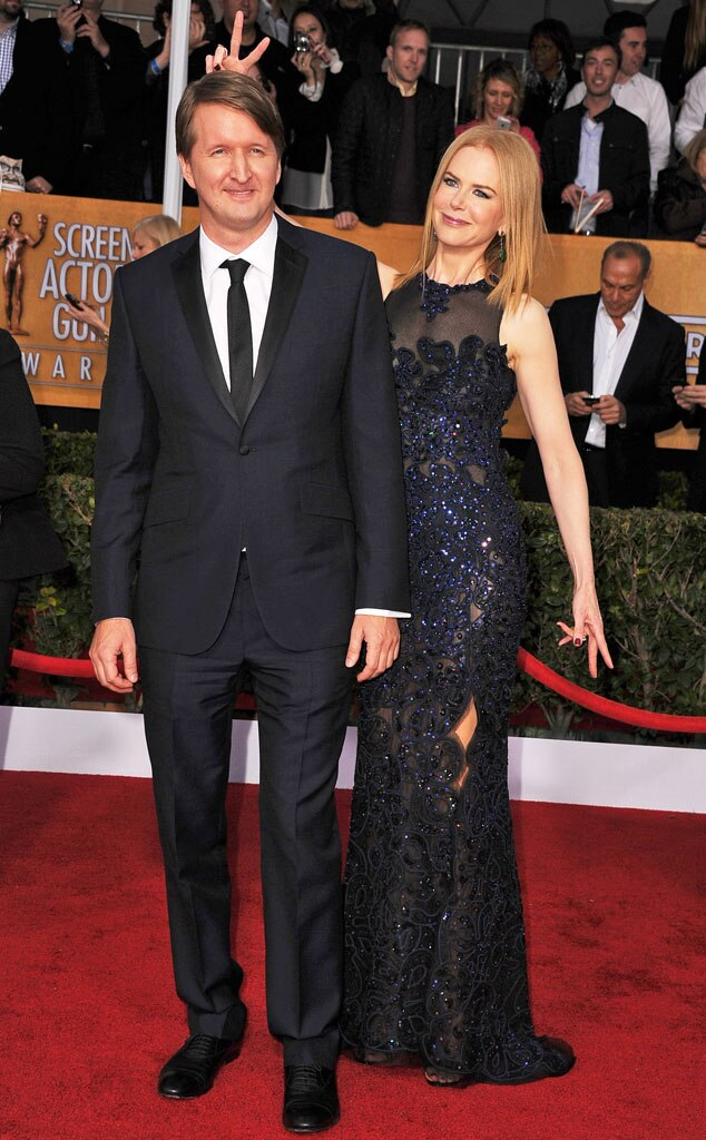 Tom Hooper, Nicole Kidman
