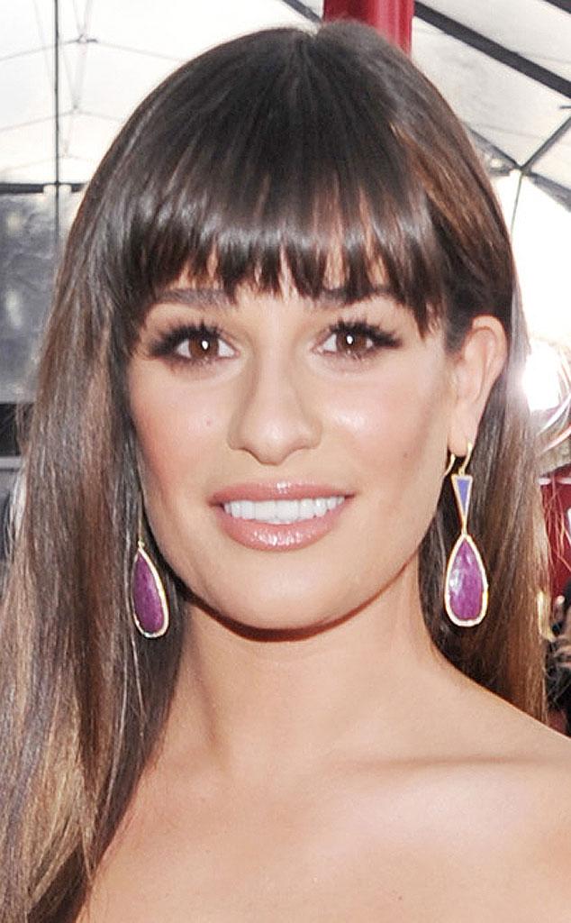 Lea Michele, SAG Arrivals